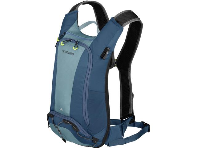 Shimano Unzen II Trail Rucksack 6l aegean blue